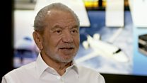 Lord Sugar on how to deal with failure