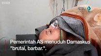 Serangan gas beracun Suriah: Siapa yang bertanggung jawab?