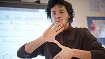 ما معنى عبارة Sign Language؟