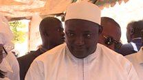 Législatives en Gambie