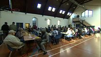 'Tea with a refugee' project highlighted