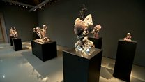 Hirst: New exhibition 'cost me £50m'