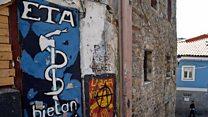 Basque separatist group, ETA said to disarm