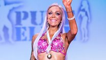 'My journey from anorexia to bodybuilding champion'
