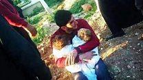 قصة الأب السوري: بأي ذنب قتلوا؟