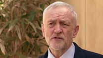 Corbyn: US attack 'wrong' without UN backing
