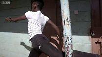 Thiên nga đen xứ Kenya