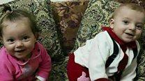 พ่อผู้สูญเสียลูกน้อยจากอาวุธเคมีในซีเรีย