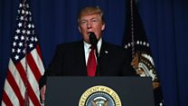كيف تغيرت مواقف ترامب تجاه الهجوم على سوريا؟