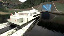 """النرويج تحفر """"أول نفق في العالم للسفن"""""""