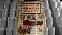 Battling the maple syrup syndicate