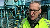 £8m bridge funds bid to 'improve visit'