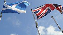 ما معنى عبارة Scottish Independence؟