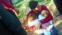 """""""Perdí a 20 familiares y a mis dos hijos gemelos"""", el testimonio de un sobreviviente del supuesto ataque químico en Siria"""