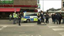 مقتل 3 في اقتحام شاحنة متجرا بوسط العاصمة السويدية ستوكهولم