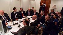 تاثیر حمله آمریکا به پایگاه نظامی سوریه