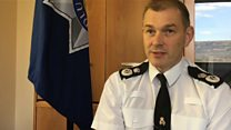 Police chief: From no phone to 150 emails