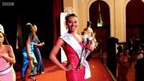 ملكة جمال الكونغو تتعايش مع مرض نقص المناعة