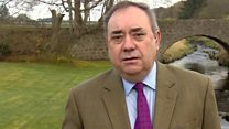 Salmond: 'Boris Johnson just looks daft'