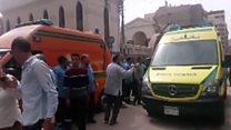 طبيبة بمستشفى طنطا: أطفال ورضع بين قتلى انفجار الكنيسة