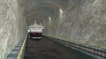 Норвегия планирует первый судоходный тоннель