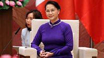 Nhà báo Nguyễn Hoàng Linh: Bà Kim Ngân thăm Hungary