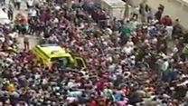 Египет: взрывы в церквях в Вербное воскресенье