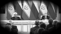 گفتگوی تلفنی روسای جمهوری ایران و روسیه در مورد سوریه