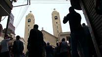 بیش از ۴۰ کشته در انفجار در دو کلیسای قبطیان در مصر