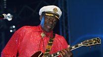 Legenda rock n' roll Chuck Berry dimakamkan di Missouri