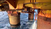 Shell plan could 'breach international law'
