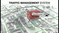 برنامه سنگاپور برای کنترل ترافیک پهپادها