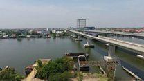 ထိုင်း အိမ်ခြံမြေစျေးကွက် ဦးမော့လာပြီလား