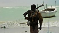 Is piracy returning to Somalia?