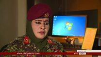 په افغان پوځ کې د ښځو لپاره ستونزې او ننګونې څه دي؟