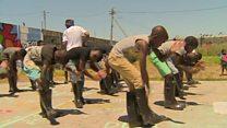 Gumboot : des mines aux townships