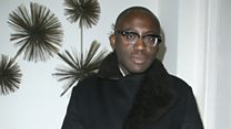 British Vogue editor Enninful 'wonderful choice'