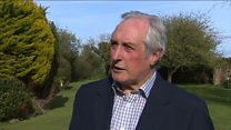 Rugby legend's tribute to broadcaster
