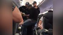 Добровільно-примусово: як пасажира стягли з місця