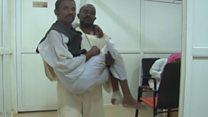 الحظر الأمريكي يزيد معاناة مرضى المايتسوما في السودان