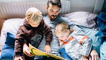 في Xtra English اليوم نتساءل لماذا تجعلك الأبوة parent تعيش حياة أطول live longer