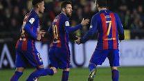 Maxaa laga filan karaa kullanka Barcelona iyo Juventus?