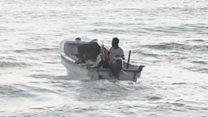 बीबीसी की टीम पहुंची सोमालिया