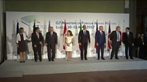 """مجموعة السبع ترفض فرض عقوبات على روسيا بعد """"الهجوم الكيمياوي"""" في سوريا"""