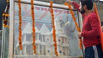 राम मंदिर पर आज़म ख़ान?