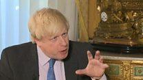 """Глава МИД Британии: """"русским придется сделать выбор в Сирии"""""""