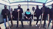 """Российские чиновники представили свою версию песни """"Тает лед"""""""