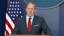 White House: United incident 'troubling'