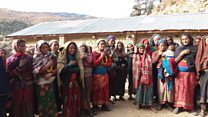 कुलतविरुद्ध जुम्लाका महिलाको अभियान