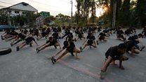 ทำไมเด็กไทยอยากเป็นทหาร ?